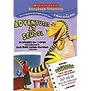 Adventures at School (Scholastic Storybook Treasures)