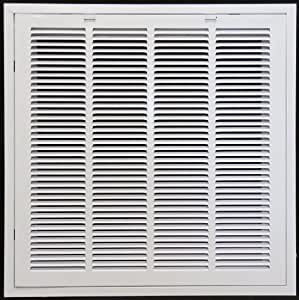 24 Quot X 24 Quot Return Filter Grille For Drop Ceiling Easy