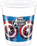 New de Los Vengadores de Marvel Ultron producto oficial de servicio de mesa de fiesta (varios modelos zonas oscurecidas de los objetos a elegir entre!) Ideal para fiestas de cumpleaños de los más pequeños!