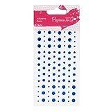 Papermania Capsule Adhesive Stones - Blue