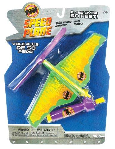 POOF Speed Plane