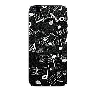 Vibhar printed case back cover for Apple iPhone 5c MusicCloth