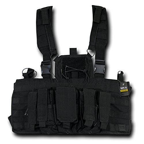 Rapdom Tactical Molle Chest Rigs Tacticool Life