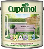 New 2014 Cuprinol Garden Shades Sweet Pea 2.5L