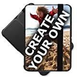"Kindle Fire HD (Previous Generation Kindle Fire HD 7"") Marware Folio Microshell Black Cover- Create Your Own"