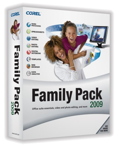 Corel Family Pack 2009 [Old Version]