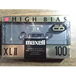 Maxell UR-60 Blank Audio Cassette Tape - 8 Pack (109085)