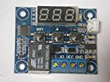 DC12V デジタル 防水温度センサー サーモスタット 20A 日本語 取説 (A型 DC12V 20A)