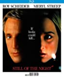 Still of the Night [Blu-ray]