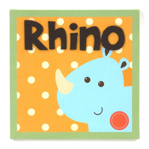 Munch Canvas, Rhino - 1