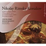 Rimsky-Korsakov - Piano and Wind Quintet; String Sextetby Nikolay Andreyevich...