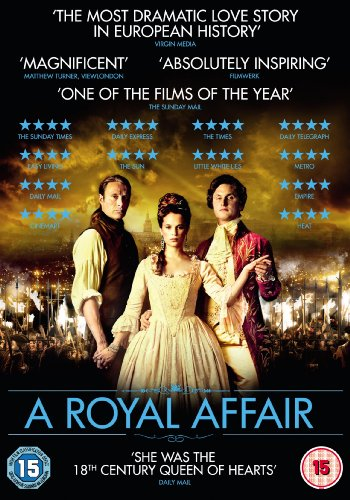 Royal Affair [DVD] [Import]