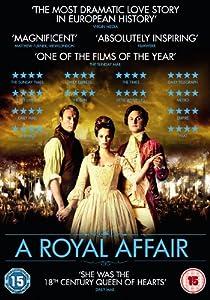 A Royal Affair [DVD] [2012]