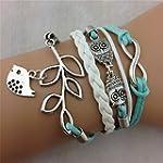 Ukamshop(TM)Vintage Handmade Infinity...