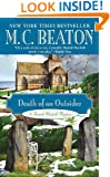 Death of an Outsider (Hamish Macbeth Mysteries)