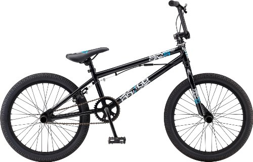 Dyno Freestyle BMX Bike, 20.5-Inch, Black