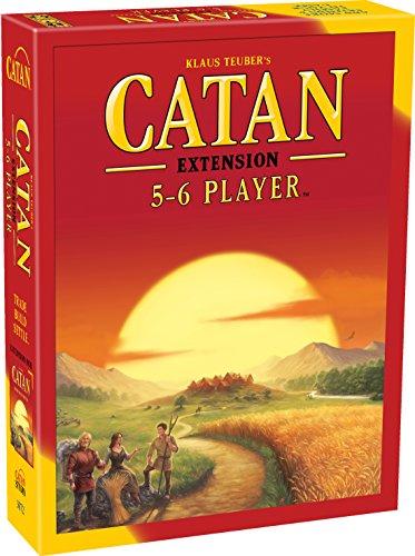 Mayfair Games - Catan, Gioco da tavolo - Espansione per 5-6 giocatori [lingua inglese]