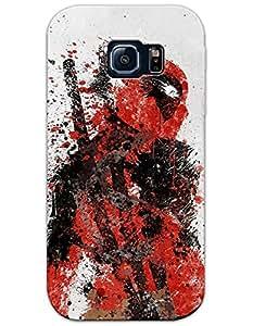 myPhoneMate Deadpool case for Samsung Galaxy S6 Edge