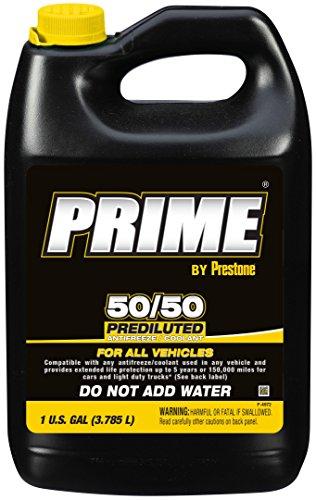 Prestone AF3100 Prime All Vehicle 50/50 Antifreeze - 1 Gallon (Prestone Antifreeze 50 50 compare prices)