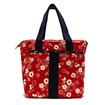 LeSportsac Women's Everyday Tote Autumn Floral Red none none