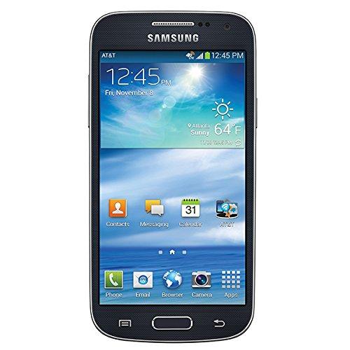 Samsung Galaxy S4 Mini I257 16GB Unlocked GSM 4G LTE Android Smartphone w/ 8MP Camera - Black Mist (Samsung Mini Sd Card 16gb compare prices)