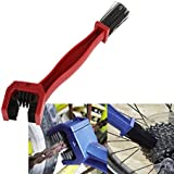 Generic Bicycle Parts Bicycle Chain Brush 2 Color Cycling Motorcycle Chain Cleaning Tool Nylon ABS Gear Grunge...
