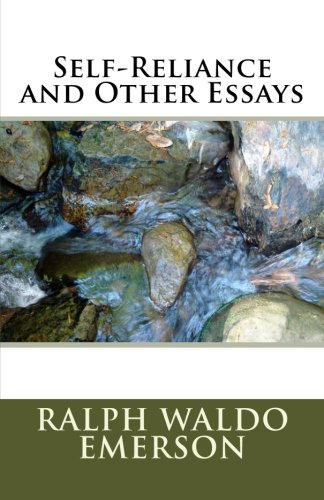 dover edition essay other reliance self thrift Self-reliance and other essays has 15,357 ratings and 295 reviews heatrush said: ralph waldo emerson is the greatest writer who ever lived i carry his.