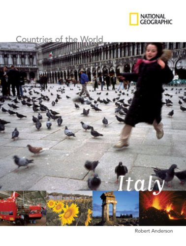 "National Geographic Countries of the World: Italy (Countries of the World (Gareth Stevens)) (""National Geographic"" Countries of the World)"