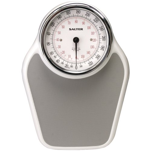 Cheap Bathroom Scales Free Delivery: Buy Low Price SALTER 200WHGYLKR LARGE DIAL MECHANICAL