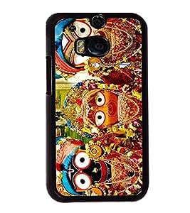 Lord Balaji Venkateshwara 2D Hard Polycarbonate Designer Back Case Cover for HTC One M8 :: HTC M8 :: HTC One M8 Eye :: HTC One M8 Dual Sim :: HTC One M8s