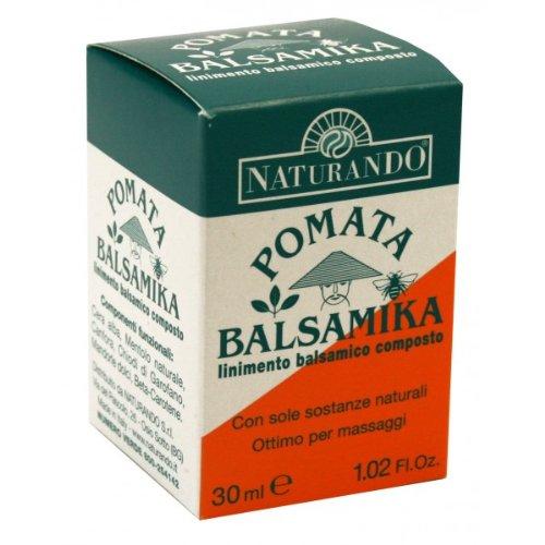 pomata balsamika crema da massaggio 30 ml
