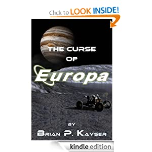The Curse of Europa (Europa Mission)