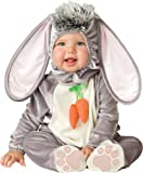 Lil Characters Unisex-baby Newborn Rabbit Costume