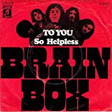 Brainbox - To You - Columbia - 1C 006-24135