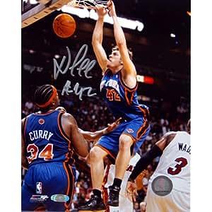 Buy Steiner Sports NBA David Lee Dunk versus The Miami ...