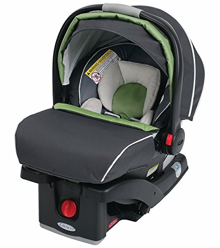 Graco SnugRide Click Connect 35 Infant Car Seat featuring InRight LATCH, Piazza (Graco Click Connect Base 35 compare prices)
