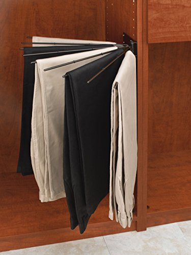 Rev-A-Shelf - CPRF-16ORB-52 - Wire Fan Pants Rack