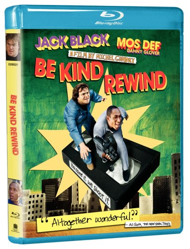 Be Kind Rewind / Перемотка (2008)