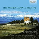 The Andres Segovia Archive (Complete Guitar Music Written for Andrés Segovia)