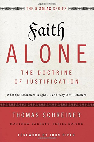 Justification: The Catholic-Protestant Argument over Justification