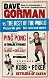 Dave Gorman Vs the Rest of the World: Limited Edition with Bowling Voucher Dave Gorman