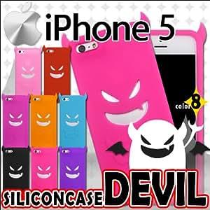 iPhone5 デビルカバーケース(新しいアイフォン アイフォン5 iPhone-5 iPhoneX アップル iPhone2012秋)