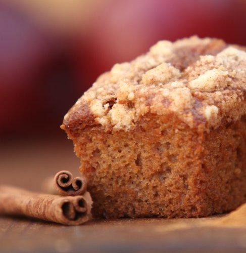 Apple Crumb Bread - Jumbo