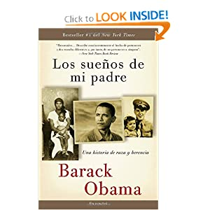 Los Suenos de Mi Padre, Spanish version Barack Obama