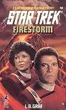 Firestorm (Star Trek, Book 68)