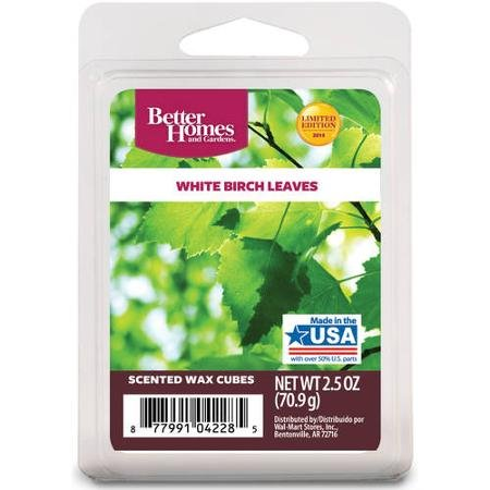 Better Homes And Gardens Scented Wax Cubes Snowy Winter Woods