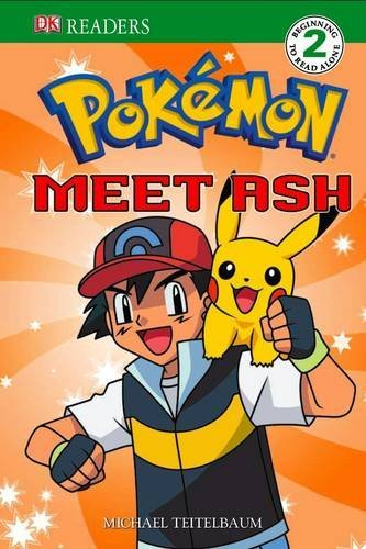 Meet Ash (DK Reader Level 2)