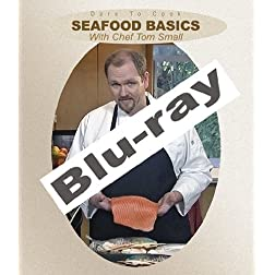 Dare To Cook: Seafood Basics [Blu-ray]