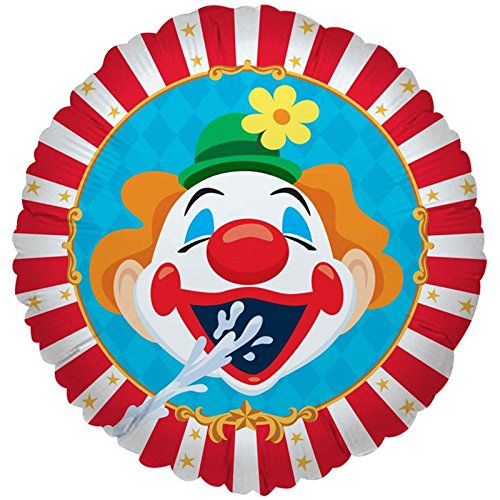 Carnival Party Carnival Games Foil Balloon