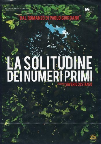 La solitudine dei numeri primi (DVD) [ italian import ]